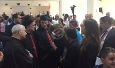 الشيخ المصري يقدم للراعي دعوة للمشاركة بذكرى إخفاء الإمام موسى الصدر ورفيقيه