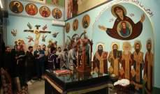 السوريون يعودون للصلاة بعدد من كنائس سوريا