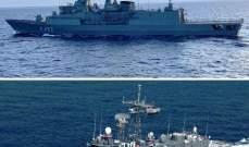 الجيش المصري: سنجري مناورات مشتركة مع قوات اليونان في المتوسط