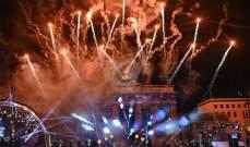اندلاع حرائق في برلين جراء إطلاق الألعاب النارية من المنازل