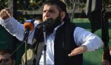 """الأخبار:تحذير مسؤول """"عصبة الأنصار"""" أبو طارق السعدي من مخطط لاغتياله"""