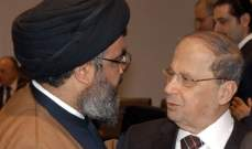 اوساط للجمهورية: التفاهم التاريخي بين حزب الله والتيار الحر ليس قابلاً للزعزعة