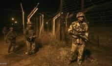 الجيش الهندي: ندين انتهاك باكستان لوقف إطلاق النار في كشمير