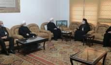 مطران دمشق التقى قبلان: يمكن للإنسان ان يكون على الحياد الا في قضايا الدفاع عن الحق