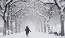 """مارك وهيبي: العاصفة """"PERLA"""" إلى انحسار مع تدن ملحوظ بدرجات الحرارة"""