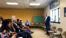 حبشي في لقاء لبناني في نيويورك: لأهمية بناء جسور دعم بين الجالية والمقيمين