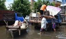 وصول أول طائرة أميركية للخرطوم محملة بمساعدات لمتضرري الفيضانات
