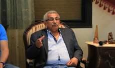 اسامة سعد استقبل المزيد من المهنئين