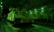 التحالف الدولي: أميركا أدخلت مدرعات ودبابات قتالية إلى سوريا