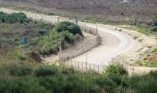 النشرة: حالة من الترقب والحذر لا تزال تخيم على جانبي الحدود بين لبنان وإسرائيل