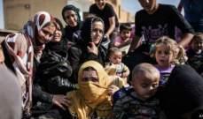 المركز الروسي لاستقبال اللاجئين السوريين:عودة509 لاجئين من لبنان اليوم