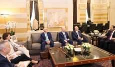 LBC: اجتماع الحريري مع حاصباني والحسن وأبو سليمان وعدوان للتنسيق بموضوع الموازنة