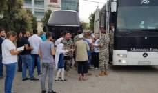 الأمن العام: تأمين العودة الطوعية لمئات النازحين السوريين من مناطق مختلفة في لبنان الى سوريا الاثنين
