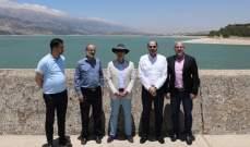 حسن مراد: بحيرة القرعون ونهر الليطاني الشريان الحيوي للبقاع