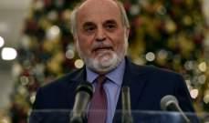حردان بعد لقاء دياب: الحكومة هي حكومة القرار السياسي وهي حكومة كل لبنان واللبنانيين