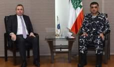 اللواء عثمان التقى سفير بريطانيا وعرض معه الاوضاع العامة