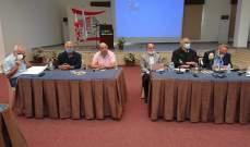 اجتماع للجنة أزمة كورونا بالبقاع وبعلبك- الهرمل مع مدراء المستشفيات والمؤسسات الصحية