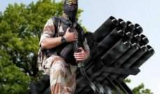 سرايا القدس تعلن استهداف تل ابيب برشقة صاروخية كبيرة