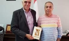 نقيب محرري الصحافة اللبنانية هنأ شربل زغيب على كتابه الشعري الجديد