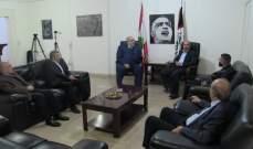 حمدان يلتقي السفير الكوبي:المقاومة في لبنان دائماً مع كوبا كما أن كوبا داعمة للمقاومة