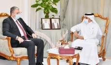 رئيس غرفة قطر: نمو التبادل التجاري مع تركيا خلال الأعوام الـ5 الأخيرة بنسبة تزيد عن مئة بالمئة