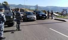قوى الأمن: مستمرون بالتشدّد في ضبط مخالفات قرار التعبئة العامة