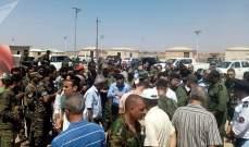العراق ينجز 90% من إعادة تأهيل المنفذ الحدودي مع سوريا
