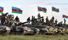"""وزارة الدفاع الآذرية: تدمير منظومة صواريخ """"إس-300"""" تابعة للقوات الجوية الأرمينية"""