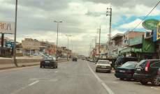 النشرة: محافظة بعلبك الهرمل شهدت اليوم حركة سير طبيعية