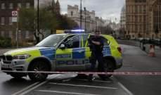 الشرطة البريطانية: اغلاق شارع رئيسي وسط لندن بسبب الإشتباه بقنبلة