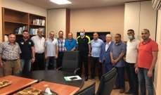 لحود تفقد بشكل مفاجىء مراكز الحجر الصحي في مرفأ طرابلس: للتشدد بتطبيق الانظمة