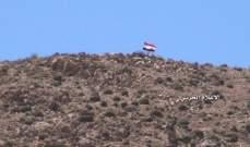 النشرة: الطيران السوري يشن غارات عنيفة ومكثفة على وادي الخيل