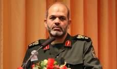 مسؤول ايراني: قادرون على تصنيع مختلف انواع المعدات الدفاعية