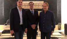 السفير الفرنسي زار المرعبي: نؤكد اهتمام فرنسا بلبنان