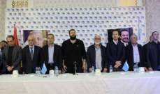 أحمد الحريري: سنخوض الانتخابات بديمقراطية ونزاهة ولن يلغينا أحد