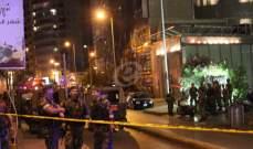 الجديد: التحقيق يتم في داتا الكاميرات الموجودة في مكان تفجير فردان