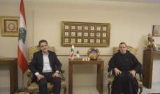 بوعبود: عيد البشارة يجمع اللبنانين تحت سقف التفاهم والحوار والعيش المشترك