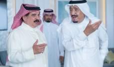 ملك السعودية دعا نظيره البحريني للمشاركة بالدورة الـ41 للمجلس الأعلى لمجلس التعاون الخليجي