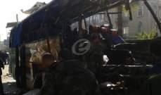 هجوم مسلح على حافلة وسط مالي