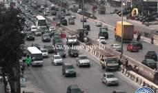 التحكم المروري: أشغال على أوتوستراد جل الديب وانقلاب سيارة على أوتوستراد المتن السريع