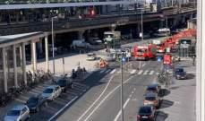 الشرطة الألمانية: إطلاق نار في محطة القطار الرئيسية في مدينة كولونيا