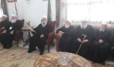 الغريب: لا نر مبررا لوجود الجماعة السياسية الحاكمة في لبنان