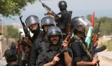 الأجهزة الأمنية بغزة تحاصر وتشتبك مع مطلوبين على خلفية تفجير موكب الحمدالله