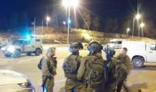 الجيش الإسرائيلي: لم يتم اعتراض الصاروخ الذي أطلق من سوريا لكنه انفجر في الجو