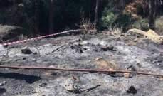 النشرة: العثور على جثة طفل بعد اخماد حريق اندلع قرب مدرسة الحكمة في عين سعادة