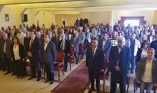 ممثل الرياشي بلقاء تضامني مع سمير كساب:  لتأمين الحماية للصحفيين ومواكبتهم