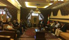 النشرة: اجتماع لحل مشاكل مياه لبنان الجنوبي بتأمين مادتي البنزين والمازوت