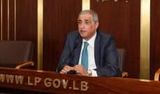 هاشم: ظروف لبنان لا تسمح بفتح معركة الرئاسة ويجب تطوير نظام 1943 لكن ليس من بوابة الفدرالية