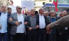 اتحاد نقابات العمال والمستخدمين: سنكون كل يوم في الشارع دفاعا عن لقمة العيش