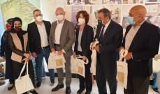 السفير الالماني في لبنان: سنعمل من خلال الحكومة في بيروت على تنمية منطقة وادي خالد